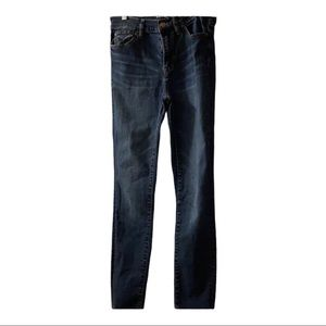 J Crew Lookout High Rise skinny jeans, size 27